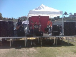 CCMA Birds Of Prey La Costa Meadows Carnival Stage
