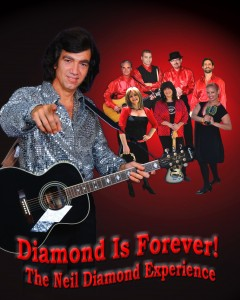 Photo of  Diamond Is Forever! The Neil Diamond Experience